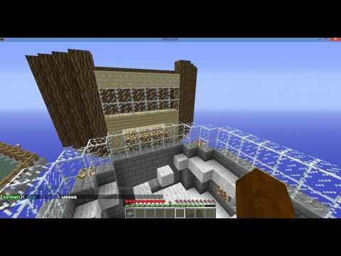 Minecraft 1.5 Cracked SkyBlock Survival Server! [Non Premium] [24 7] [Spleef] [Mob Arena] [No lag]