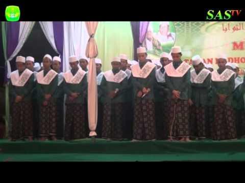 Nadzom Al-Maqsud Kelas II Madin 2014 Komplek Masjid Jami'
