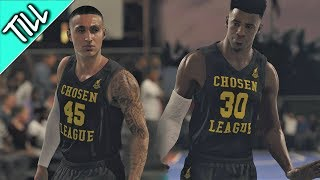 NBA LIVE 18 The One Walkthrough - Pt.6 TILL To The Streets (Cherashore Playground)