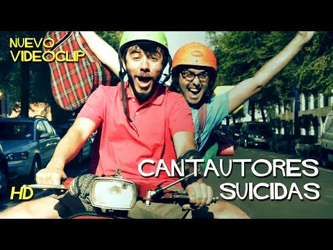 Thumbnail of video ANTÍLOPEZ Cantautores suicidas HD Clip Oficial