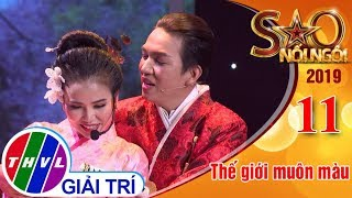 THVL | Sao nối ngôi Mùa 4 – Tập 11[1]: Chuyện tình Geisha - Phương Cẩm Ngọc