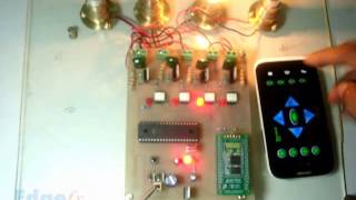 Android based Home Automation System | Final Year Engineering Projects