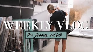 VLOG: IKEA Shopping, REALTALK,...⎥xapiaxa