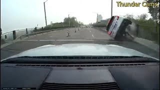 Wildest Car Collision Compilation of the year 2019 - Horrible Driving Fails (Part 21)