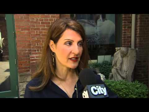 Nia Vardalos on Company musical, My Big Fat Greek Wedding sequel