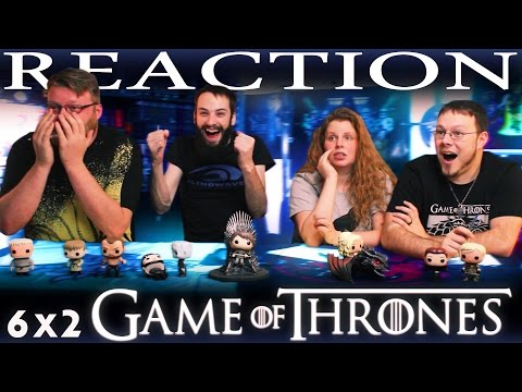 """Game of Thrones 6x2 REACTION!! """"Home"""""""