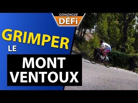 image vidéo  GonzagueTV : Défi grimper le Mont Ventoux