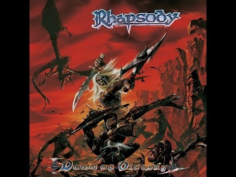 Rhapsody - The Bloody Rage Of The Titans