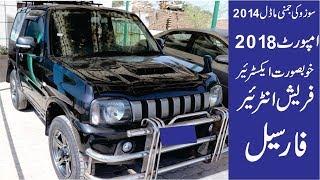suzuki jimny model 2014 import 2018 for sale