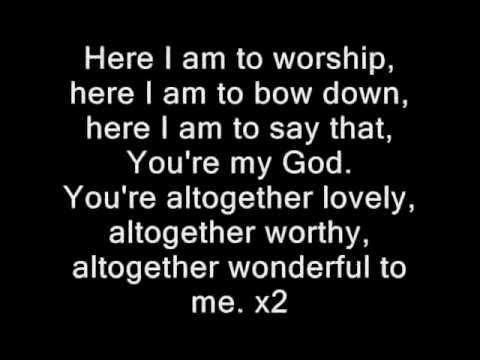 Light of the world lyrics - MMC worship team