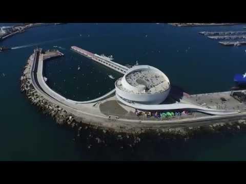 Porto de Leixões - Aerial view