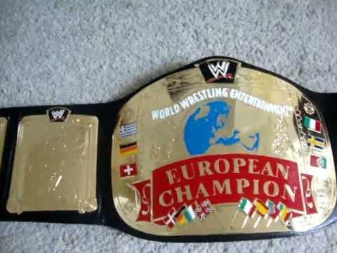 European Championship WWE european championship