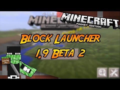 Block Launcher Pro 1.9 Beta 2 | Minecraft PE 0.11.0 Beta 4 & 5 | (+Descarga)