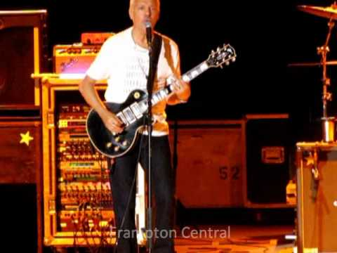Peter Frampton Thank you Mr. Churchill