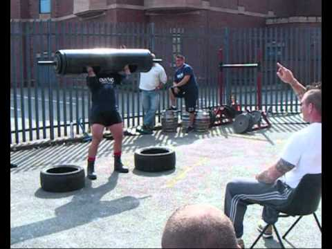 olympic dragons 2 u90kg strongman competition