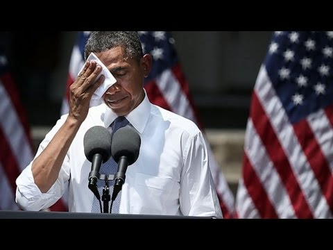 Why is Obama's Aggressive Climate Change Speech Getting Snubbed?