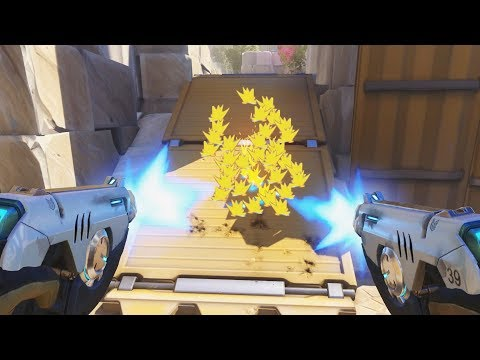 Overwatch - Craziest Aim
