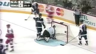 Pavel Bure Fedorov dominate All Star Game