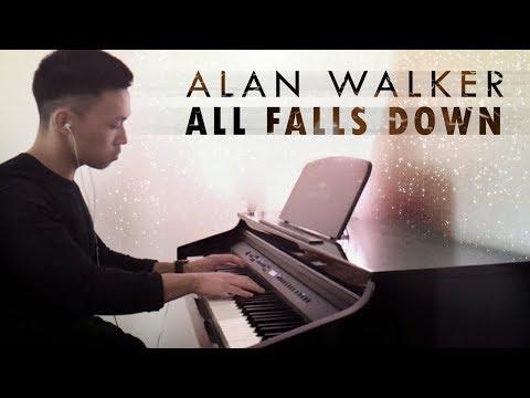 Alan Walker - All Falls Down [ft. Noah Cyrus & Digital Farm Animals] (piano cover by Ducci)