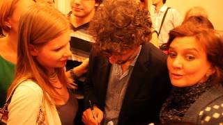 Jonas Kaufmann in the captivity of the St. Petersburg fans ( 15/12/2014 )
