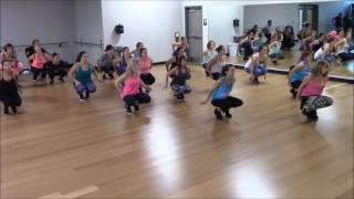 Dance Fit Side to Side Full