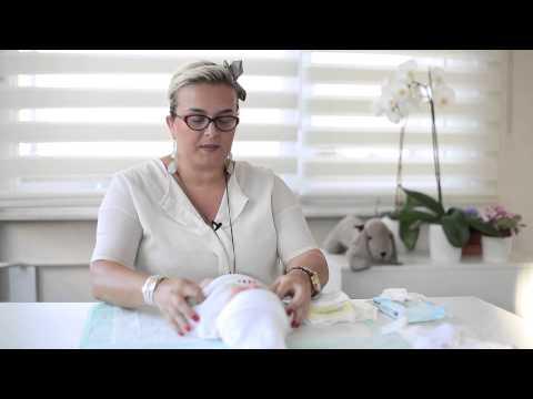 Yenidoğan bebeklerin altı nasıl değiştirilir?