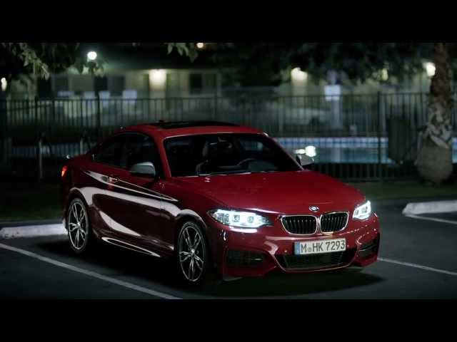 BMW M235i / 2 Series Coupe Launch Film - YouTube