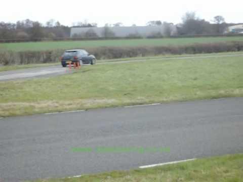 Fiesta Mk5 Zetec-S at Curborough Sprint Course