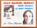 Thumbnail of video J.M. Serrat -