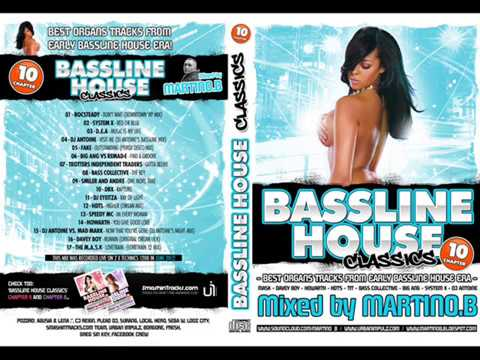 BASSLINE HOUSE CLASSICS ● Chapter 10 ●  (october 2012)
