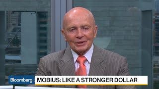 Mobius on Commodities Growth, Strong Dollar, 'Cheap' Emerging Markets