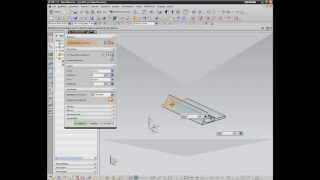 Siemens NX7.5 Exercise16 part1