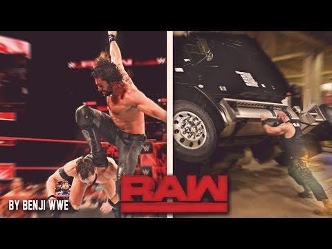 ANALISIS WWE RAW 15 DE ENERO 2018 thumbnail