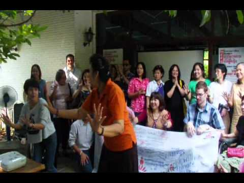 One Billion Rising Bangkok