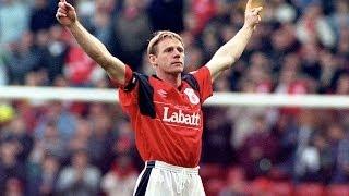 TOP 10: Stuart Pearce Goals for Nottingham Forest