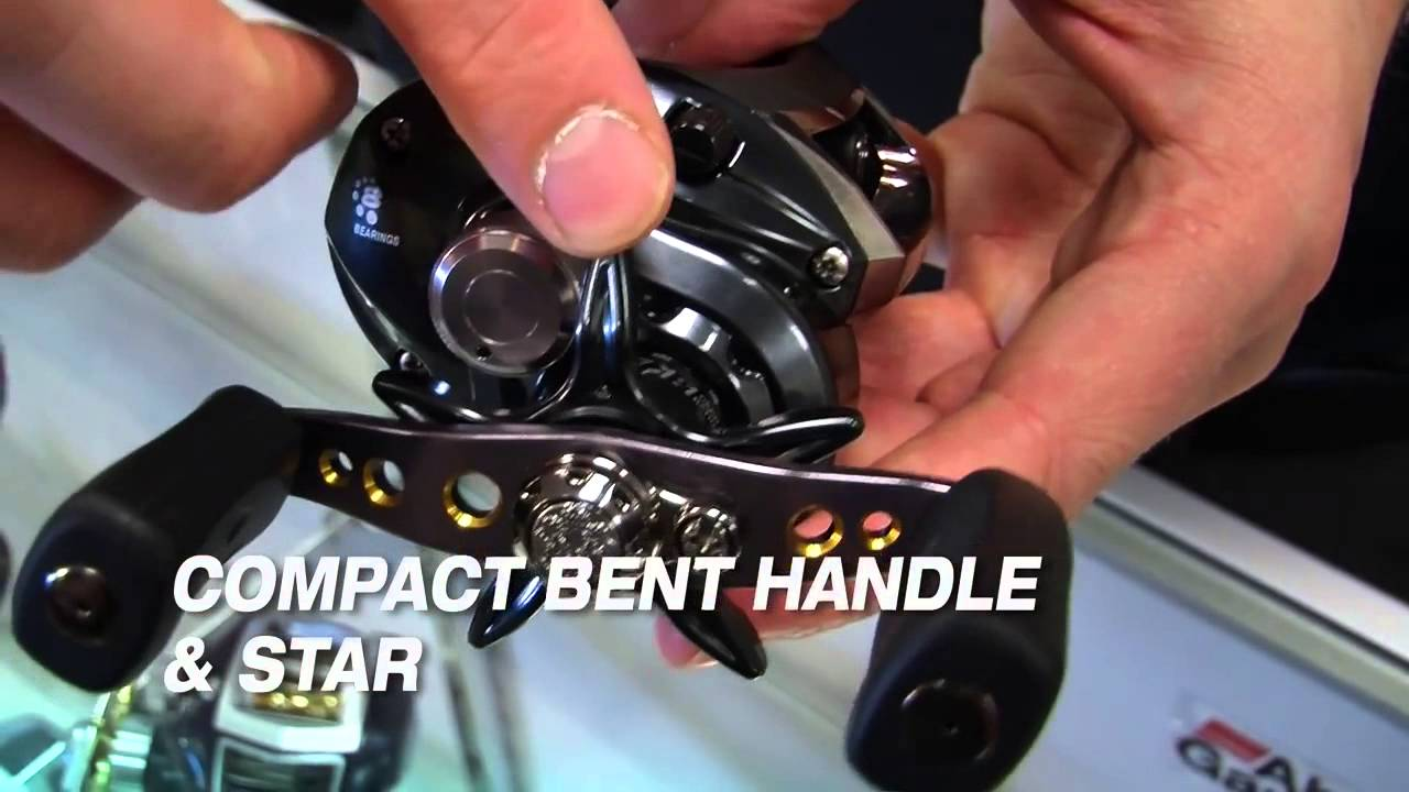 Pro Max™ Low Profile Reel Product Review by Abu Garcia ...