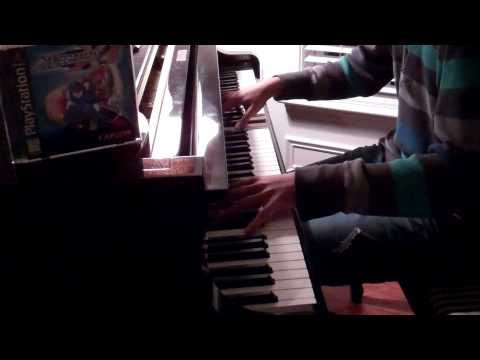 Megaman X4 - Sky Lagoon (X) on Piano