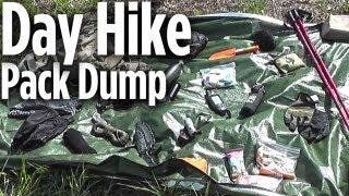 download lagu Day Hike Pack Dump: 7 Miles, 3200'. What I gratis