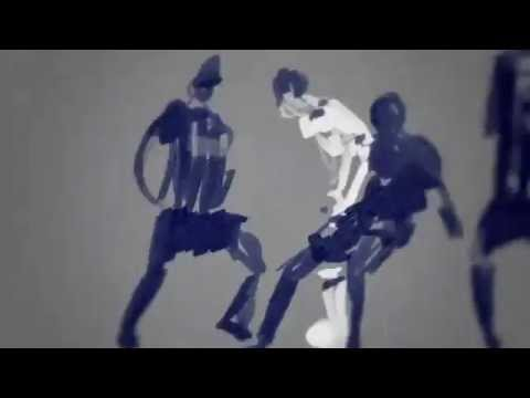 Tottenham vs Inter Milan - Gareth Bale Animation