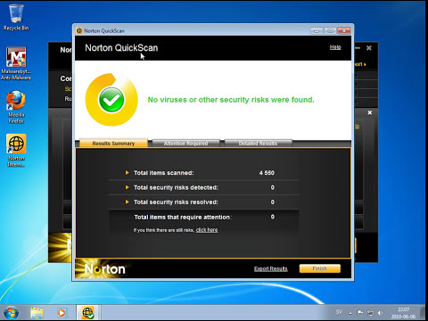 Norton Internet Security 2011 - Review two