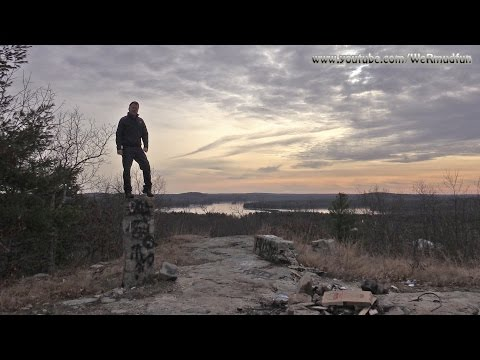 Abandoned State Rifle Range - Mt Miner - Auburn, NH