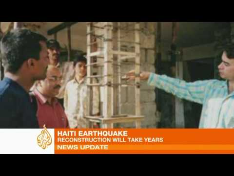 Haiti earthquake, focus on infrastructure