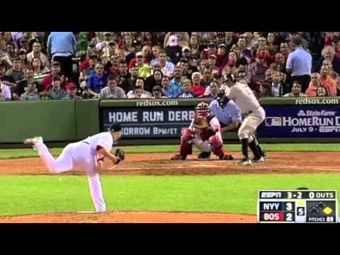 Alex Rodriguez Highlights 2012