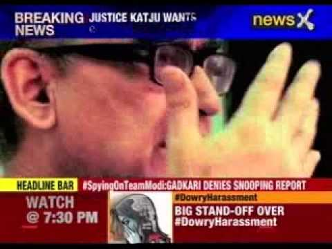 Justice Markandey katju wants collegium system replaced