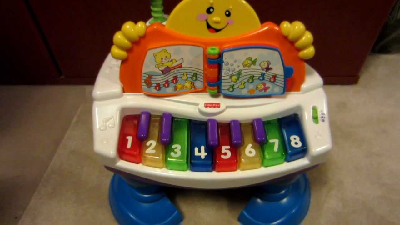 Fisher learn piano play price