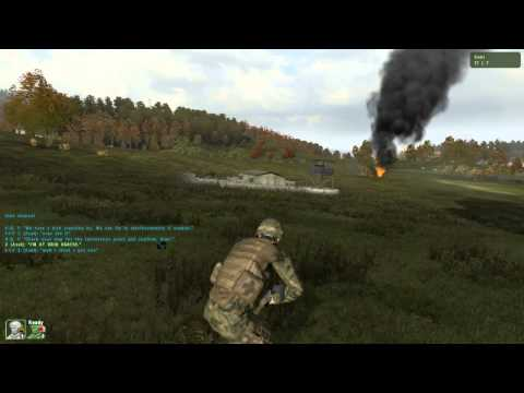ArmA2 SpecOPS Highlights (HOSTAGE RESCUE) with Axel