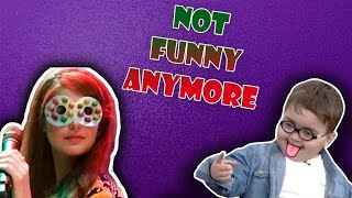 Not Funny Anymore  Koko korina & Pathan Kid  