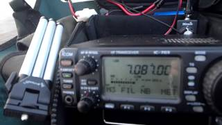 VK6 MAD Miracle Whip Icom 703