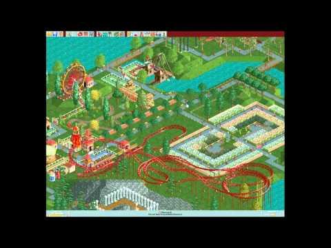 [LLP: RCT1] #5/7 Was machen Sachen, Coasterfail (Evergreen Gardens)