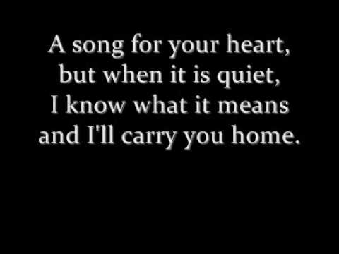 James Blunt   Carry You Home Lyrics